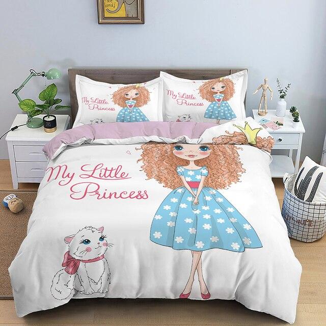Little Princess Bedding Set 16