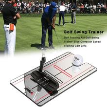 New High-quality Golf Training Aid Swing Trainer Slice Corrector Speed Gifts Sports Entertainment Wholesale