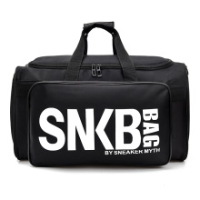 Multi-functional travel duffle Luggage bags shoes storage bag sports fitness bags basketball bag large capacity Handbags duffle