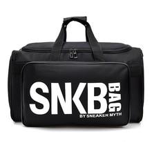 Multi-functional travel duffle Luggage bags shoes storage bag sports fitness bags basketball bag large capacity Handbags duffle