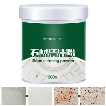 Granite Stone Stain Remover Oil Stain Remover Cleans Kitchen Stone Floor Cleaner 200g TP899