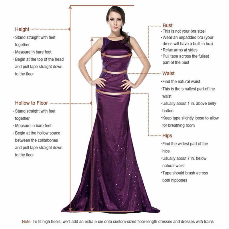 Новинка 2020, кружевное платье русалки цвета шампанского для выпускного вечера со съемным шлейфом, с длинным рукавом и v-образным вырезом, вечерние платья для выпускного вечера, Robe De Soiree
