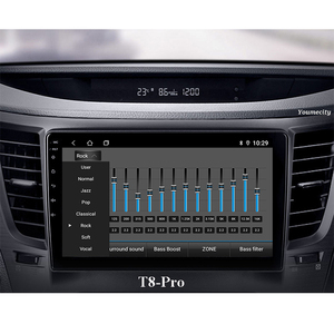 Image 3 - Eight Core/Android 9.0 Car Multimedia Player Gps For Subaru Legacy Outback 2009 2014 Car Radio Video dvd Stereo Audio Navigation