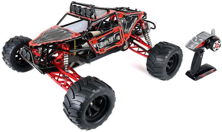 New Rovan Ready To Run BAJA MAX 45cc 2WD Monster Truck