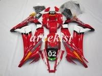 New ABS Full Fairings Kit Fit For Kawasaki Ninja ZX 10R 2011 2012 2013 2014 2015 10R 11 12 13 14 15 bodywork set Number 02