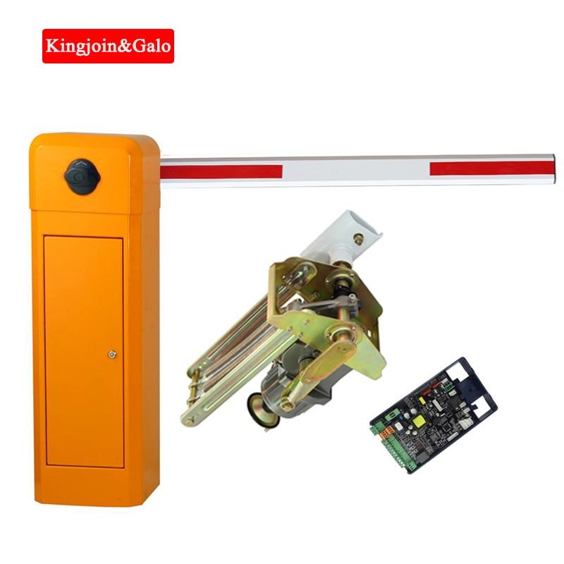 Automatic Parking Door Road,traffic Door Can Customized 2-5 Meters Vertical Pole Intelligent Parking Equipment (Left Fixed)