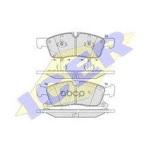 181988_колодки Дисковые Передние! Jeep Grand Cherokee Iii/Iv 3.6 V6/5.7 V8 09 Icer 181988 Icer арт. 181988