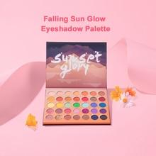 35 Colors Changeable Nude Eye Shadow Palette Makeup Matte Shimmer Galaxy Sequins Metallic Eyeshadow Powder Waterproof Pigment #2