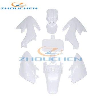 Kit de carenado de plástico para guardabarros, para Honda XR50, CRF50, Pit Dirt Bike, SSR, Thumpstar, YCF, Stomp, Coolster, Pitsterpro, 50cc-160cc
