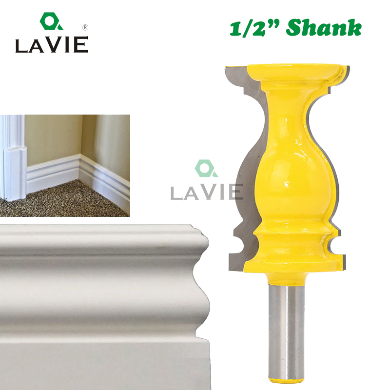 Router Bits Rail And Stile Bits Handrails Cutter DIY Woodworking Moldings