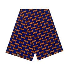 2019 the lastest design african wax ankara pagne dutch block prints in fabric 100% cotton 6yards/piece woman dress cloth V-L 764