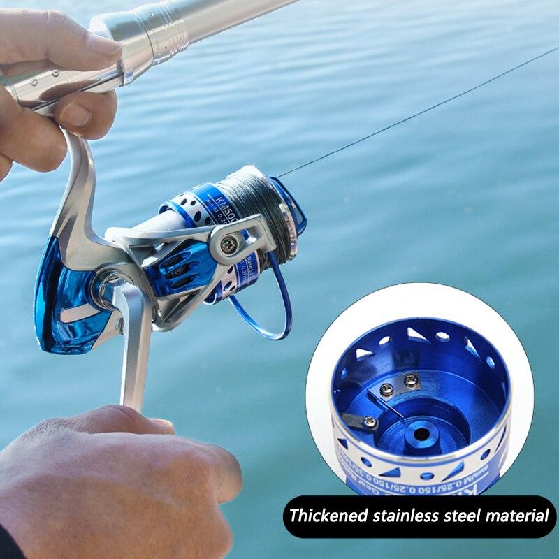 carretel de água salgada para pesca 2021 carrete de pesca