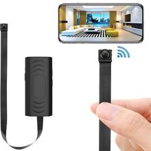 Mini camera HUOMU hidden Home Security Cameras 1080P HD Wireless WiFi Remote View Camera Nanny Cam Small Recorder