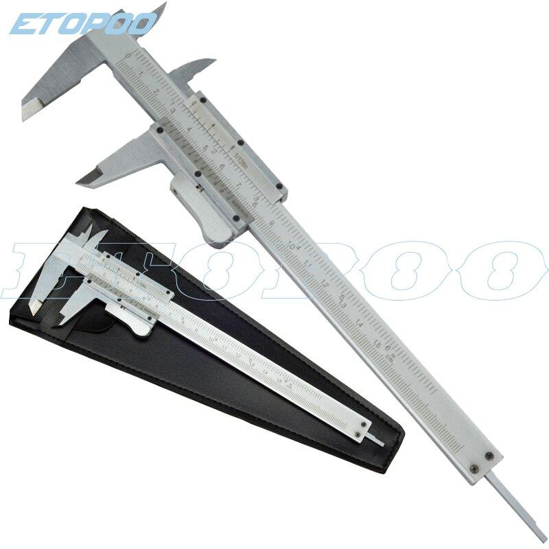 Steel Vernier Caliper With Self Lock 6
