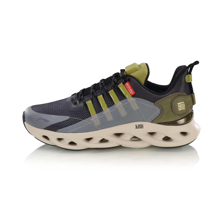 Li-Ning Men LN ARC Cushion Running Shoes Wearable Waterproof LiNing li ning WATER SHELL Sport Shoes Sneakers ARHP245 ARHR193 7