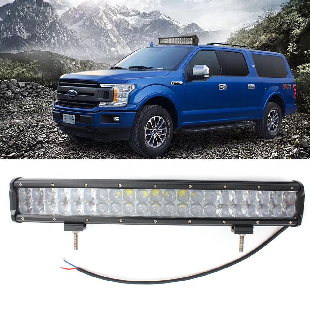 Indicator-Lamp Offroad Combo Truck Driving Led-Light-Bar Auto 4X4 20inch 24V Car Wagon
