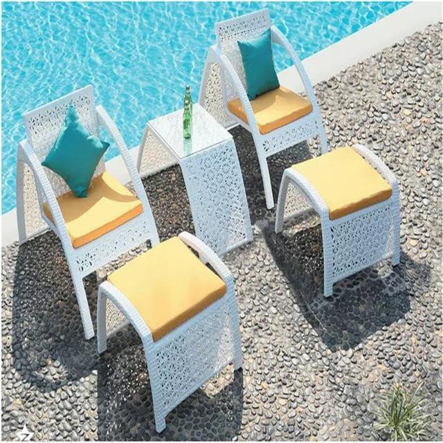 Outdoor recliner chair 6
