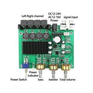 Image 5 - TPA3116D2 مضخم الصوت الرقمي مجلس 2.0 قناة 80 واط * 2 مكبرات صوت ستيريو مكبر للصوت لهجة عالية الطاقة للمنزل المتكلم