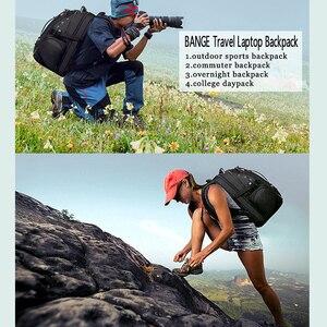 Image 5 - Male 45L Travel backpack 15.6 Laptop Backpack Men USB Anti theft Backpacks for teens schoolbag youth mochila women backbag