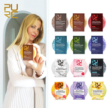 14 Smell Shampoo Mini Solid Bar for Hair Dandruff Anti Itchy Growth Loss Hair Oil Soap Soft & Soothe Cleanser Black Hair Shampoo