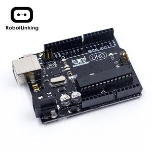 Image 3 - Robotlinking Il Più Completo Starter Kit Tutorial per UNO di Componenti per la Arduino (63 Gli Articoli)