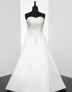 A-line sweetheart neckline open back features re-embroidered lace split train lace applique corset closure ties wedding dress lace yoke split tie back top