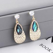 цена на Boucle D Oreille 2019 Hot Sale Brincos Oorbellen Earing Type New The Earring Fashion Temperament S925 Pure Needle Earrings Women
