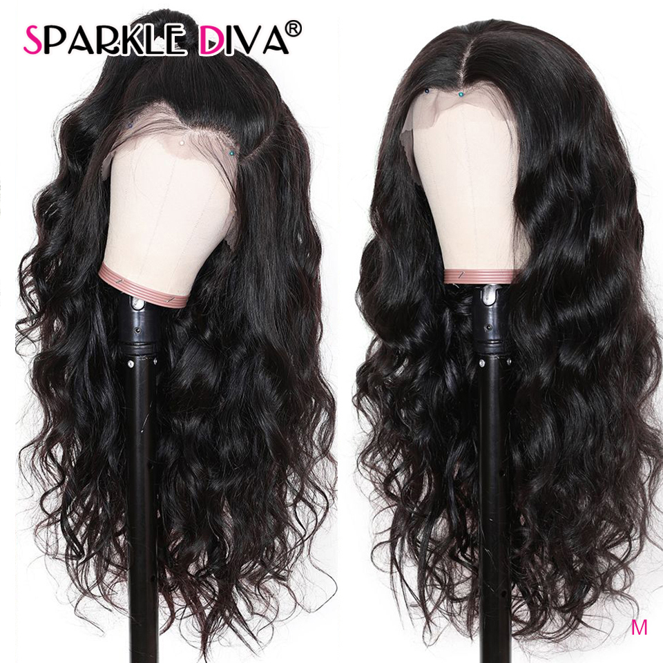 Brazilian Body Wave 360 Lace Frontal Wig Pre Plucked With Baby Hair Remy Human Hair Wigs 150% Density Lace Wig For Black Women