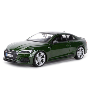Image 1 - Bburago 1:24 Audi RS5 Coupe Sports Car Static Die Cast Vehicles Collectible Model Car Toys