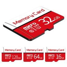 Realmente capacidade 8gb 16gb 32gb micro cartão sd 64gb class10 cartão de memória mini tf/sd cartão 128gb tarjeta micro sd 64gb + adaptador