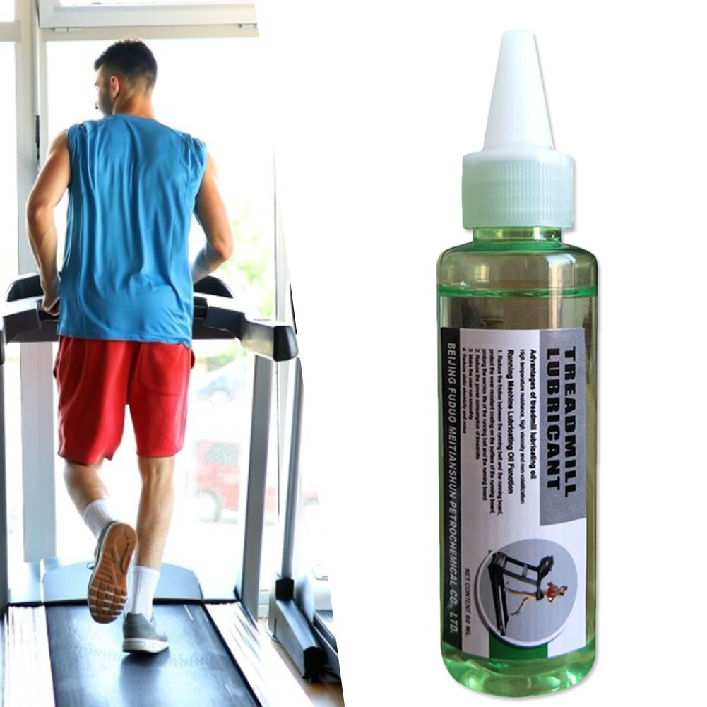 1Pcs 60ML Treadmill Lubricant Treadmill Maintenance Oil Silicone Oil Mechanical Maintenance Tool Lubricating Oil Gym Accessories