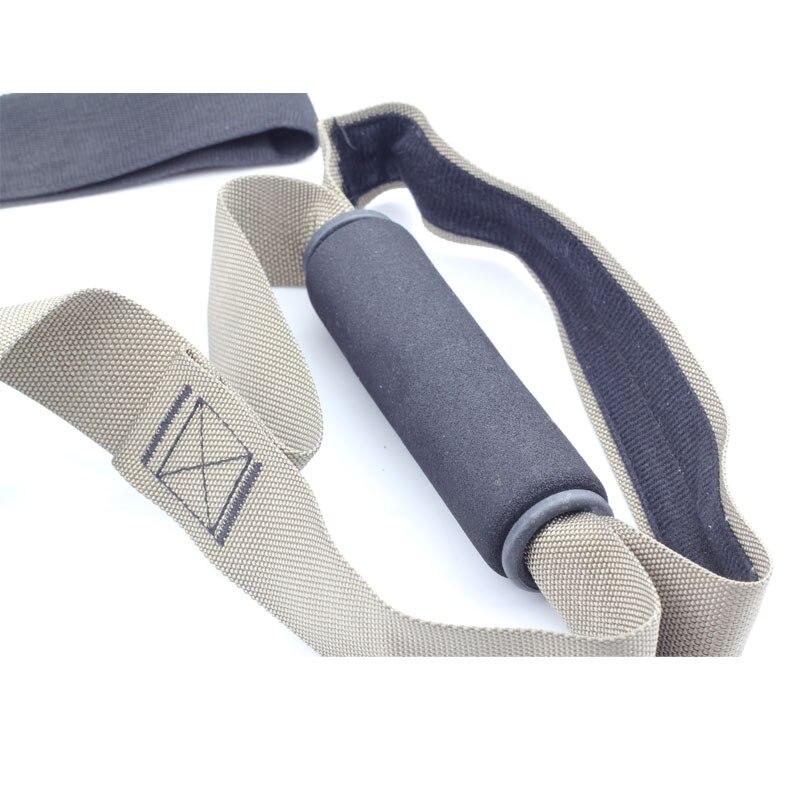 Купить с кэшбэком Resistance Bands Crossfit Fitness equipment Door Anchor hanging training strap Muscle Strength Exerciser Yoga Pull Rope belt