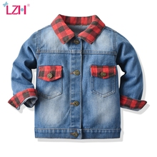 Coats Windbreaker Clothing Outerwear Hooded Jackeet Autumn Toddler Baby-Boys Kids Cartoon