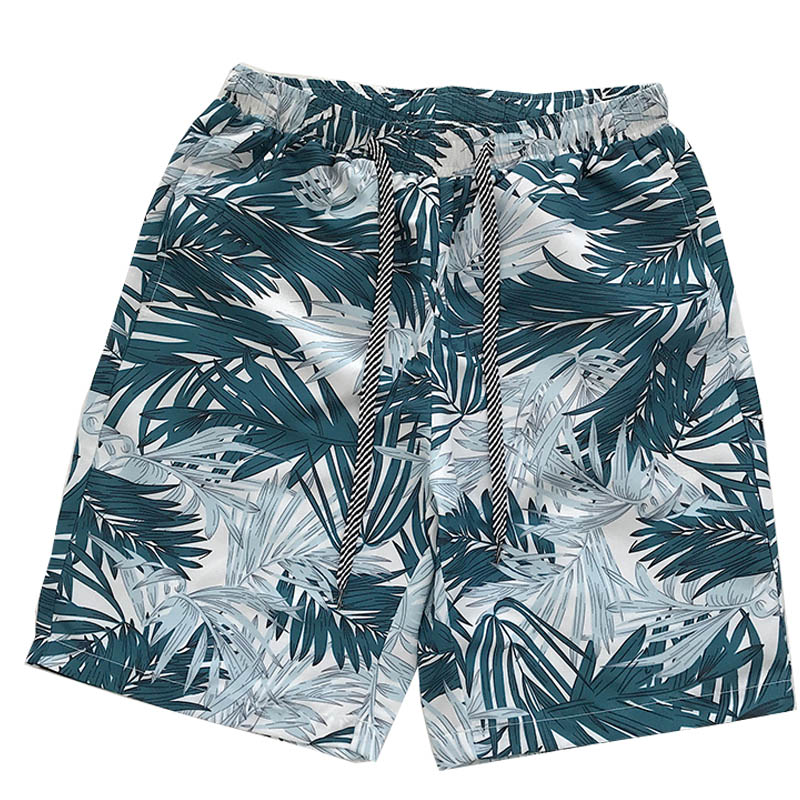 2020 Mens Beach Shorts Summer Loose Large Quick-drying Casual Pants Hawaii Style Seaside Fancy Shorts Couple Tide Brand Size 4XL