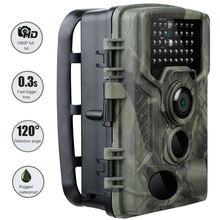 20mp 1080p trail охотничья камера hc800a ip65 водонепроницаемая