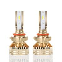 1Pair Car Headlight TX3570 Chip 8 48V 60W 12000LM 6000K Bulb H1 H4 H7 H11 9005 9006 Automobile LED Working Lamp Car Headlamp