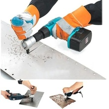 Saw-Cutter Nibble Cutting-Sheet Power-Tool-Accessories Drill-Attachment Metal Adjustable