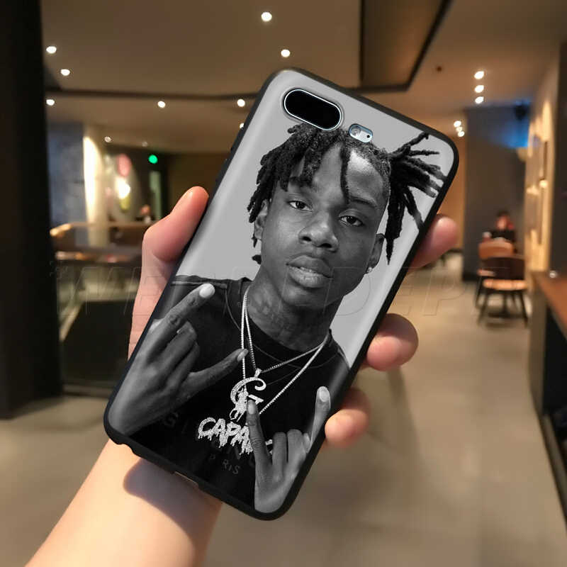 Webbedepp Polo G etui na Apple iPhone 11 Pro XS Max XR X 8 7 6 6S Plus 5 5S SE