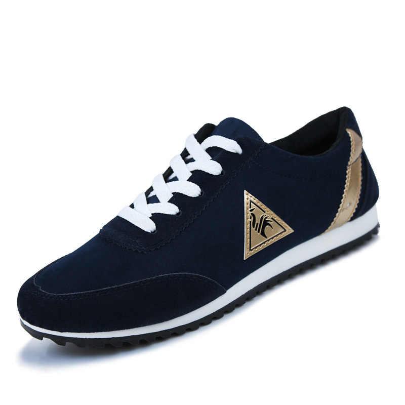YeddaMavis Schuhe Neue Mens Casual Schuhe Leinwand Schuhe für Männer Mann Rot Schwarz Blau Im Freien Zu Fuß Mode männer Schuhe männer Trainer