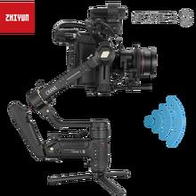 Zhiyun מנוף 3S Smartsling ערכת 3 ציר כף יד Gimbal מייצב עבור מצלמות DSLR ומצלמת וידאו