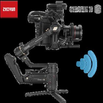 Zhiyun Crane 3S Smartsling Kit 3-Axis Handheld Gimbal Stabilizer for DSLR Cameras and Camcorder