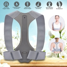 Body Posture Corrector for Women Men Shoulder Braces Back Belt Support for Thoracic Kyphosis and Shoulder Neck Pain Relief neck nerves headaches pain relief massager hammock effective cervical posture alignment braces support for home office travel