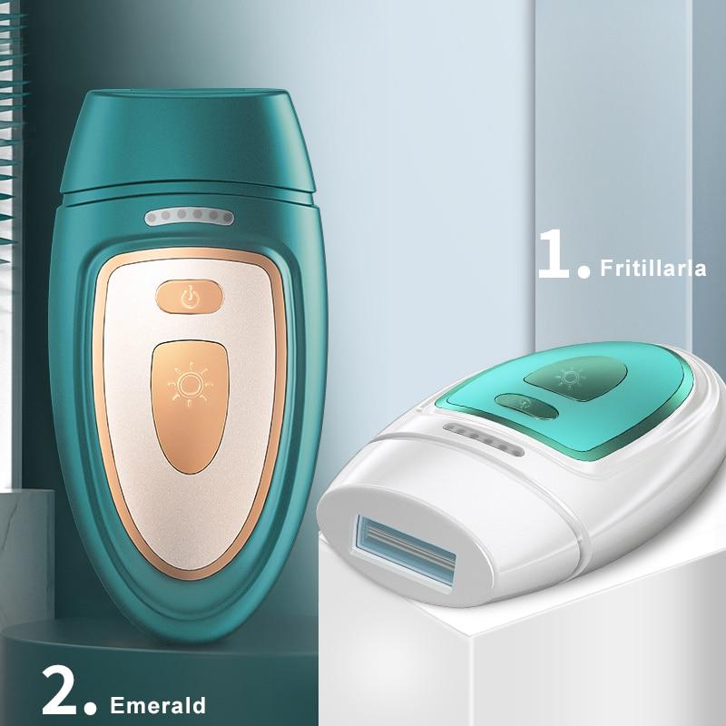 Фотоэпилятор IPL лазерная Машинка для удаления волос, домашнее Применение устройств дропшиппинг эпилятор для лица для Для женщин Косметичес...