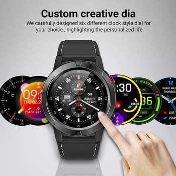 M4 Smart Watch IP65 Waterproof Outdoor Sports GPS Running Fitness Activity Tracker Bluetooth Heart Rate Samrtwatch