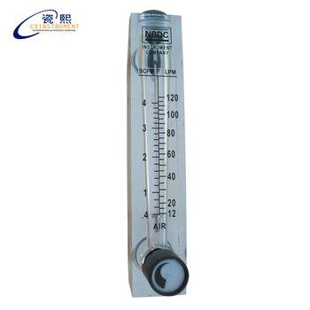 """ZG1/2 """"الغاز مقياس تدفق المياه متر مع صمام منظم الهواء قياس دوار لوحة الغاز مقياس الجريان"""