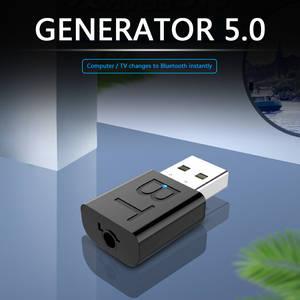 USB Bluetooth Dongle Adapter Transmitter-Receiver Headphone Speaker Music Wireless Stereo