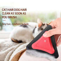 Scraper New Multi-purpose Car Interior Cleaning Silicone Pet Scraper, Car Window Glass Defogging Wiper Car Wash Accessories 2