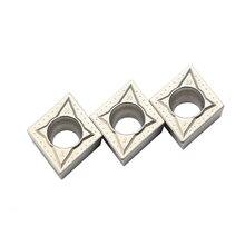 100pcs CCMT09T304 MT CT3000 Internal Turning Tools CCMT 09T304 Cermet Grade Carbide insert Lathe cutter Tool