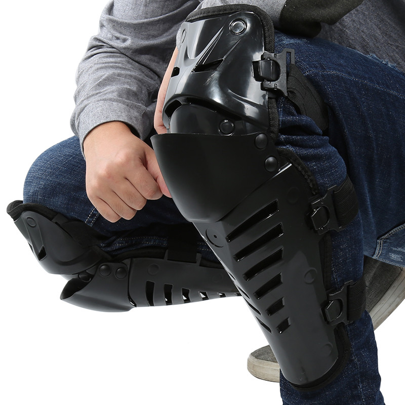 A pair Sports Safety Motorcycle Protection Racing Elbow And Knee Pads Riding Protective Gear Off-Road Motorcycle Equipment