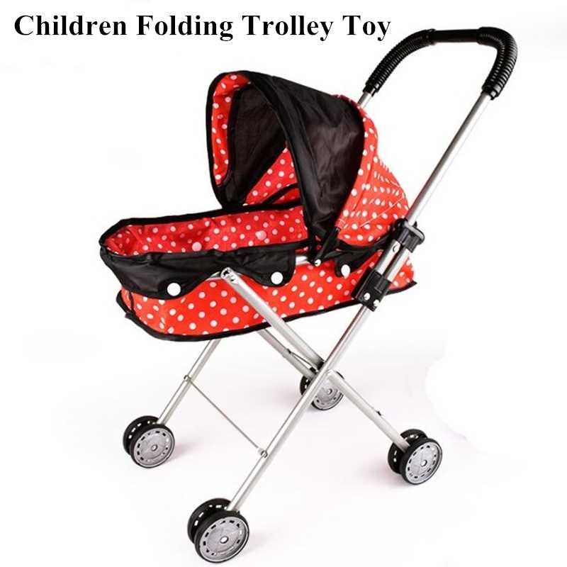 55cm Baby Puppe Trolley Große Lron Spielzeug Und 20cm Geburtstag Präsentieren Spielhaus Geschenk Zubehör